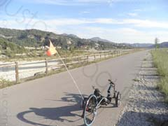 piste cyclable | Saint-Laurent-du-Var-Carros |