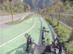 piste cyclable | Vallée de la Tinée |