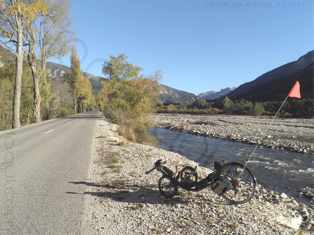 Cycling Southern Alps